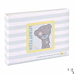 Me To You Tiny Tatty Teddy Baby's First Year Photo Album