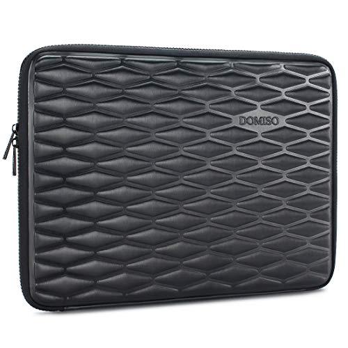DOMISO 15-15,6 Zoll Wasserdicht Stoßfest Laptophülle Notebook Tasche Schutzhülle für 15.6