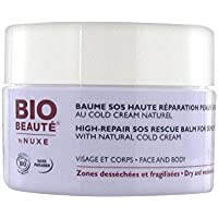 Bio Beaut High-Repair SOS Rescue Balm for Sensitive Skin with Natural Cold Cream 50ml by Bio Beaut