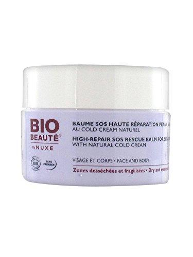 Bio Beaut High-Repair SOS Rescue Balm for Sensitive Skin with Natural Cold Cream 50ml by Bio Beaut -