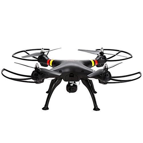 Arshiner Syma X8W WiFi FPV Quadcopter RC Drone 4CH 6 Achsen-Gyro 2.4GHz Headless Modus RTF mit 2MP HD-Kamera