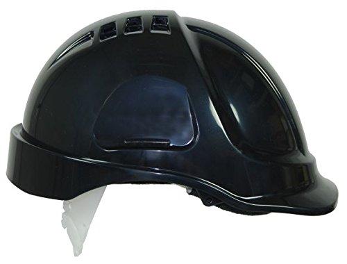 Scott Safety HC600/BLK Helmet Unvented with Sweatband, Black