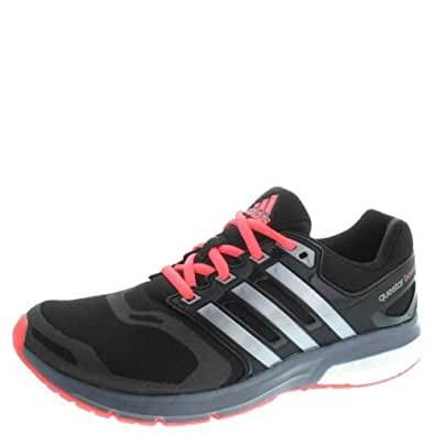 Adidas - Questar Boost Techfit Chaussures de running pour femmes (noir) - EU 40 2/3 - UK 7