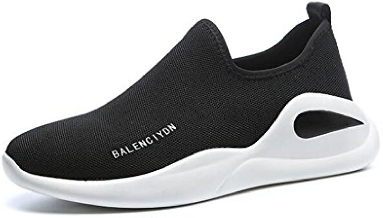 CJC Zapatos Deportes Hombres Gimnasio Aptitud Corriendo Flexible Entrenadores Casual Zapatillas Tamaño Todas Temporada