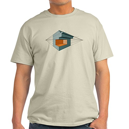 CafePress - Perspective light T - 100% Cotton T-Shirt