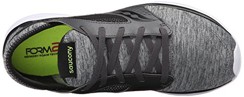 Saucony Men's Kineta Relay Men's Footwear Heather/Black