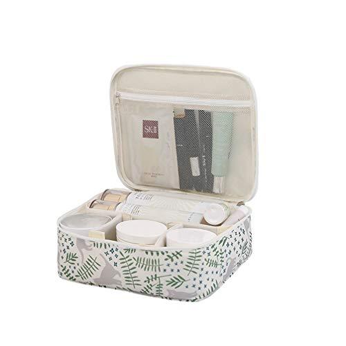Yeelan Travel Cosmetic Bag Maquillaje portátil Funda/Funda
