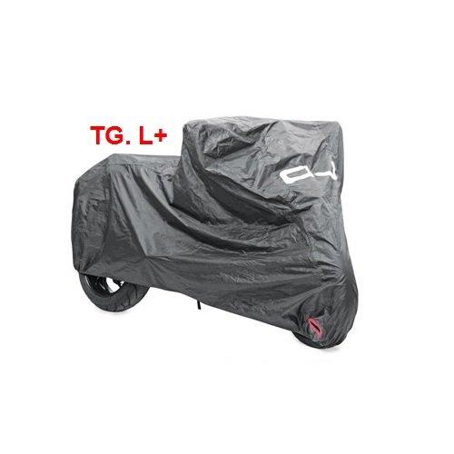 pour KYMCO Like 50 2T Housse DE Selle GIVI S210 Universal Waterproof Length.117CM Couverture DE SI/ÈGE pour Moto Scooter Bords /ÉLASTIQUES Noir