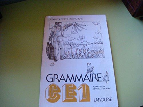 Grammaire par Roland Eluerd
