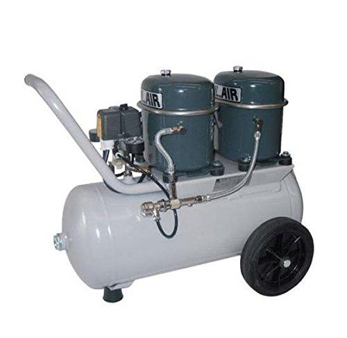 Compressore silenzioso a bagno d\'olio Werther Sil-Air 100/24 V