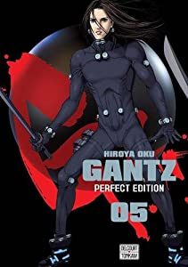 Gantz Edition perfect Tome 5