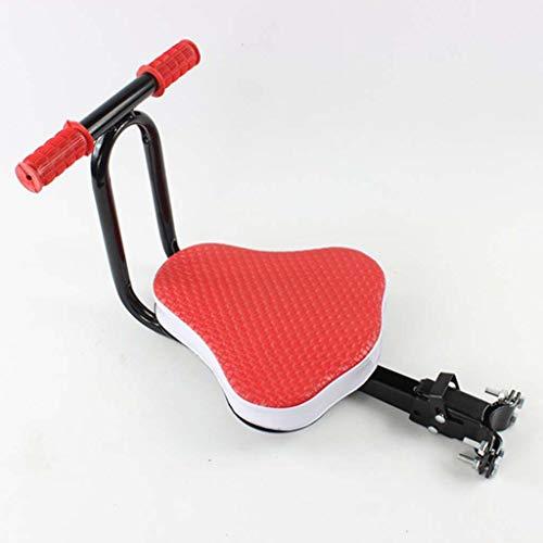 FEFEFEF Elektrische Motorrad elektroauto kindersicherheit klappsitz Batterie Auto vorne klapp kindersitz,Red