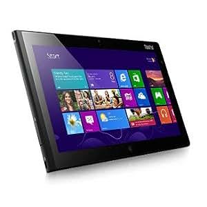 Lenovo ThinkPad Tablet 2 10.1-inch Business Tablet (Black) - (Intel Atom 1.8GHz, 2GB RAM, 32GB Flash, WLAN, Bluetooth, 2x Camera, Integrated Graphics, Windows 8 32-Bit)