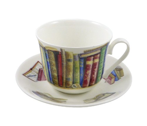 Roy Kirkham Jumbo Tasse Fine Bone China Porzellan Creative Writing
