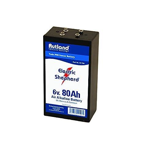 Rutland 22-106R Twin PP8 Batterie 6 V 80 Ah