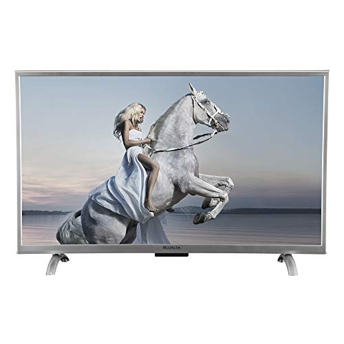 Blualta - Téléviseur TV Full HD à Écran Incurvé DE 32 Pouces (1366 x 76)
