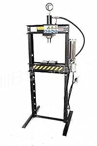 Pressatrice pressa idraulica pneumatica 20 ton sogi p20 for Pressa idraulica fai da te