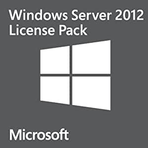 Microsoft Windows Server 2012 Client Access Licence - Device: 1 Pack (PC)