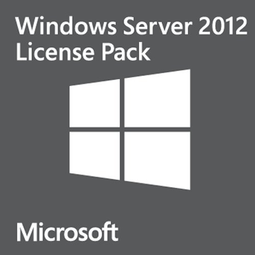 Microsoft Windows Server 2012 Client Access Licence (CAL) - User : 5 Pack [import anglais]