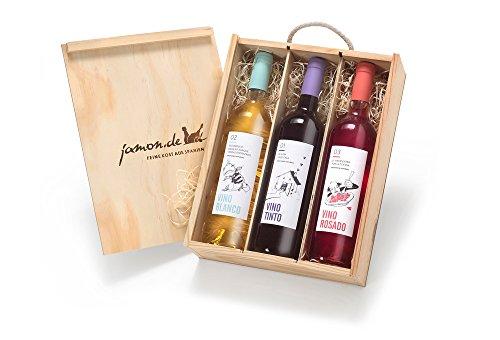 Weingeschenk-4-Tinto-Blanco-Rosado-3-Flaschen