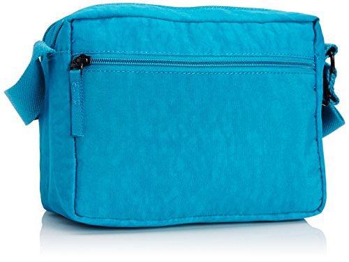 ARTSAC - 50020 Shoulder Bag, Borsa a spalla Donna Blu (blu)