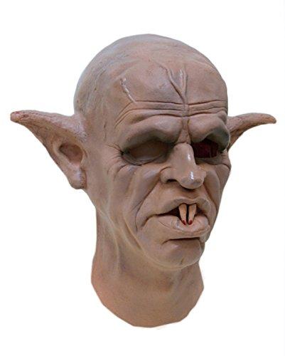 Nosferatu Greyland Maske (Nosferatu Maske Für Erwachsene)