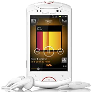 LIVE with Walkman (White)