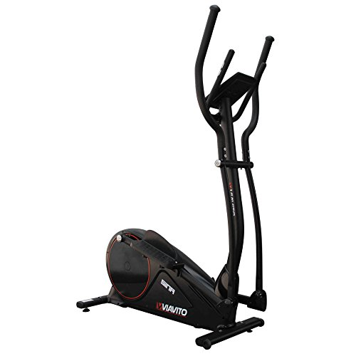 41fG5zHVxIL. SS500  - Viavito Sina Elliptical Cross Trainer - Black