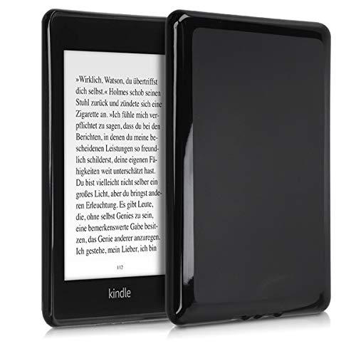 kwmobile Amazon Kindle Paperwhite (10. Gen - 2018) Hülle - Silikon eReader Cover Case Schutzhülle für Amazon Kindle Paperwhite (10. Gen - 2018)