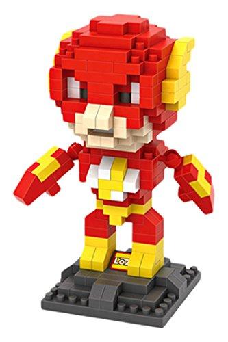 iBlock Fun Blocs Construction miniature Loz–The Flash