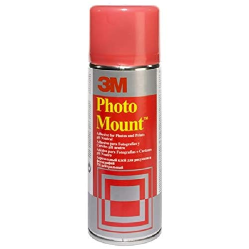 3M Photo Mount - Adhesivo, 400ml