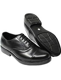 Cadet Direct British Forces Style Parade Shoe, Male, Black