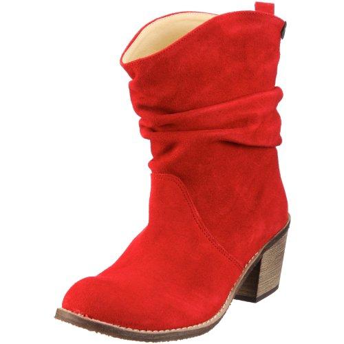 Jonnys Dolores 6500, Bottes Pour Femme Rouge (rot / Rot)