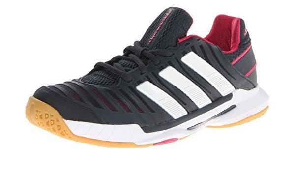 Adidas Women's Adipower Stabil 10.1 Indoor Court Shoe Night