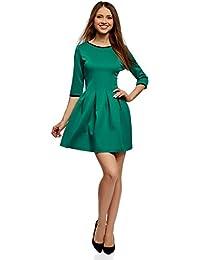 031555bf4f76 Amazon.it  Gonna verde oliva - Vestiti   Donna  Abbigliamento