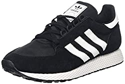 Der adidas Forest Grove Sneaker ist vom Oregon Laufschuh aus dem Jahr 1984 inspiriert und kombiniert Old-School-Look mit modernem Style.  Der Material-Mix mit Wildleder greift den adidas Look aus den Archiven wieder auf. Die leichte EVA-Zwischensohle...