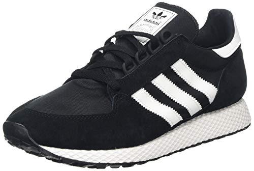 Adidas Herren Forest Grove Fitnessschuhe, Schwarz Ftwblanegbás 000, 43 13 Eu