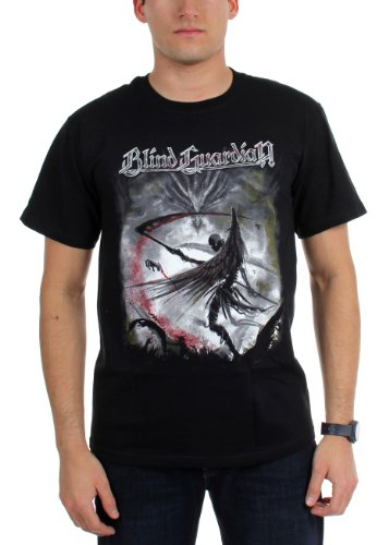 Blind Guardian - Top - Uomo Nero  nero