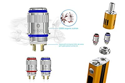 CL-Ni Verdampferkopf 0.2 Ohm - 5 Stück von DampfMarie