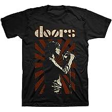 T-Shirt The Doors Noir Lizard King M (T-Shirt taille Medium)