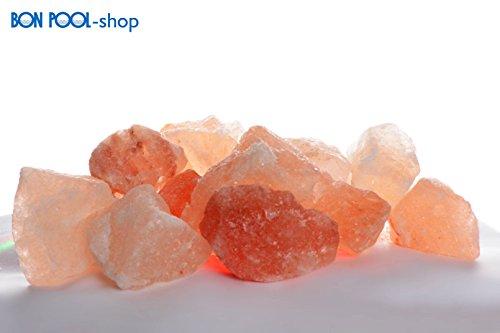 BON pISCINE 392932 bougeoir sauna infraworld kristallsalz 1 kg