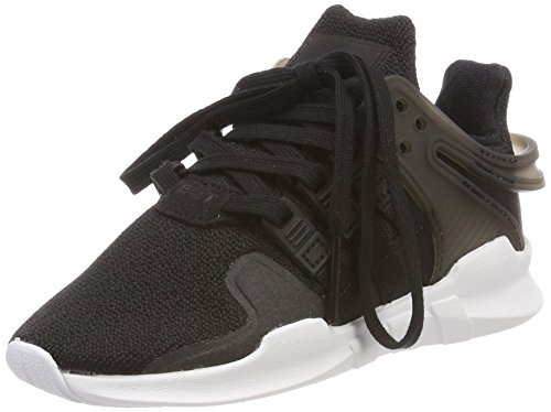 Adidas EQT Support ADV C, Zapatillas de Deporte Unisex Niño, Negro (NegbasNegbasFtwbla 000), 30 EU