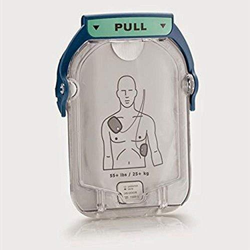 Philips H71003 HeartStart HS1 Patch Électrodes Adulte pour Défibrillateur Automatique
