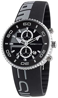 Jet Aluminium Crono relojes hombre MD4187AL-191 de MOMODESIGN