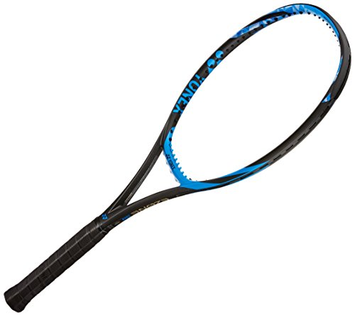 Yonex E Zone 98 Graphite Unstrung Tennis Racquet, 27-inch 305 g (Bright Blue)