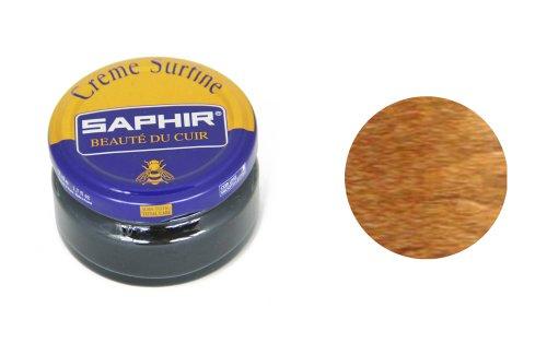 Cirage Saphir pommadier (Crème Surfine) bronze