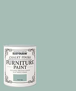 Rust-Oleum RO0070014X1 - Vernice dal tocco classico e morbido, opaca, RO0070009G1