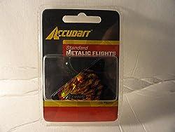 Accudart Standard Metallic Flights
