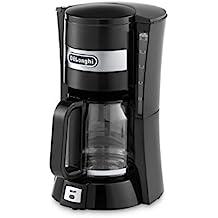 De'longhi 1.3 L Filter Coffee Maker of 10-15 Cup Capacity, 900 W - Black