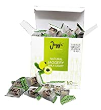 Jaggic Natural Jaggery Amla Candy(Pack of 60 Candies)